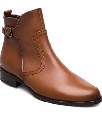 ankle boots shoes boots ankle boots ankle boots flat heel brun gabor