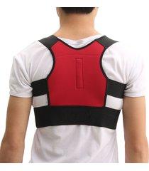 supporto per la spalla posteriore il corsetto per la correzione della postura della brace previene la correzione della cifosi