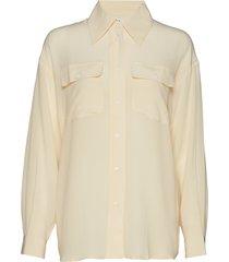 day fan blouse lange mouwen geel day birger et mikkelsen