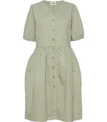twill blend darlia dresses everyday dresses groen mads nørgaard