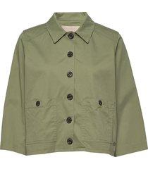 phoenix cole jacket outerwear jackets utility jackets groen mos mosh