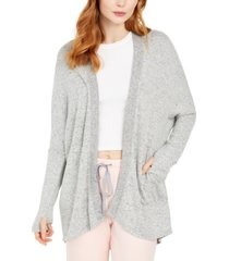 vera bradley savannah knit lounge jacket, online only