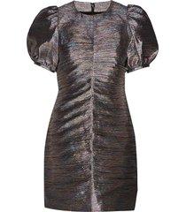 2nd edition dandy kort klänning multi/mönstrad 2ndday
