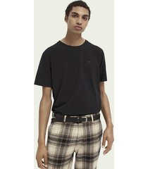 scotch & soda basic t-shirt