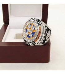 2017 houston astros league baseball springer championship fan ring gift box