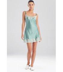 natori lolita chemise, women's, 100% silk, size xs