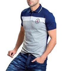 camiseta adulto marketing personal para hombre -bicolor