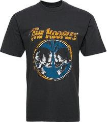t-shirt mc t-shirts short-sleeved svart the kooples