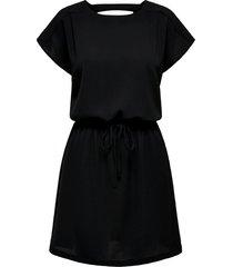 korte jurk ruimvallende