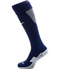 medias nike over the calf talla m-blanco-blanco-azul