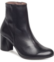i-6868 shoes boots ankle boots ankle boots with heel svart wonders