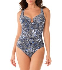 provence d'azur escape one-piece swimsuit
