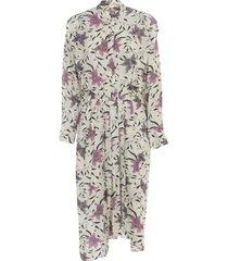 okley printed dress