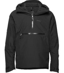 stranda ins hybrid anorak outerwear jackets anoraks zwart bergans