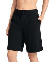 jockey cotton bermuda pajama shorts