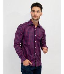camisa violeta pato pampa