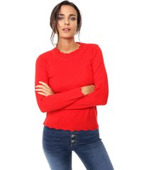 sweater rojo nano gabrielle