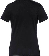 shirt model anni 100% katoen ronde hals van bogner zwart