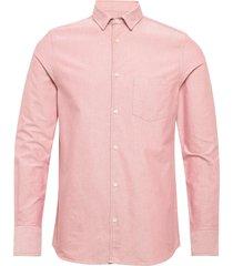m. tim oxford shirt overhemd business roze filippa k