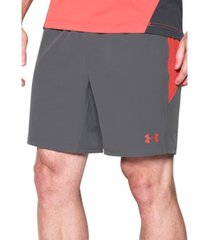 korte broek under armour pitch ii flowfree woven short