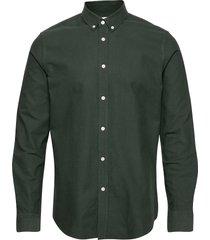 liam bx 8111 overhemd business groen samsøe samsøe