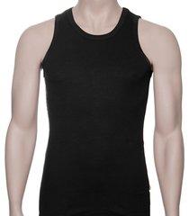 claesens hemd rib 1333 zwart