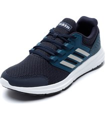 zapatilla deportiva galaxy 4 azul adidas performance