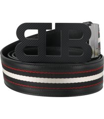bally mirror belt
