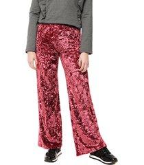 pantalon rosa felisa doris