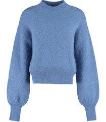 federica tosi mohair blend sweater