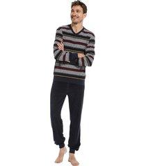 heren badstof pyjama pastunette 23212-614-2-3xl/58