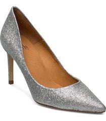 pumps 4597 shoes heels pumps classic silver billi bi