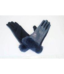 guante azul almacén de parís