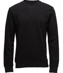 sejr sweat-shirt trui zwart minimum