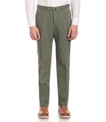 incotex modern-fit chinolino pants - light beige - size 30