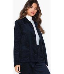 selected femme slfadele ls indoor jacket w skjortor