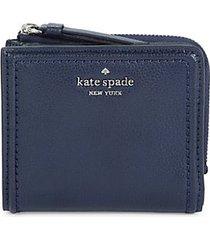 patterson drive small l-zip bifold wallet