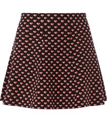 curve maggie heart skirt