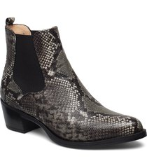 greyson_vp shoes boots ankle boots ankle boots with heel multi/mönstrad unisa