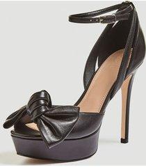 skórzane sandały lordia