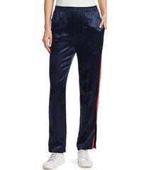 ryan striped track pants