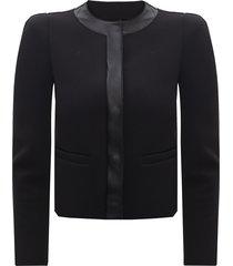 blazer with pocket