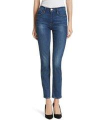 women's frame le high skinny jeans