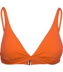 active longline tri bikinitop orange seafolly