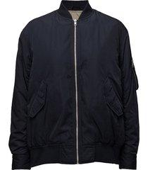 bentley bomber jacket bomberjack blauw filippa k