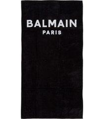 balmain the medium backpack dtm beach towels