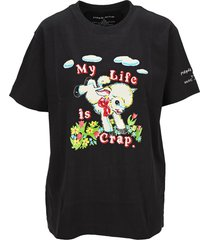 marc jacobs magda archer x the collaboration t-shirt