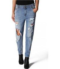 boyfriend jeans diesel fayza-evo