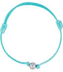 nialaya jewelry single bead bracelet - green