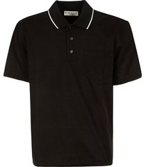 classic buttoned polo shirt